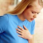 Боль в области сердца при вдохе